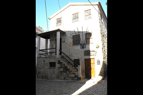 Casa Museu do Rancho Folclórico Infantil de Unhais da Serra