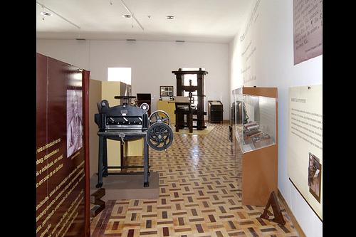 Museu D'Imprensa e Tipografia