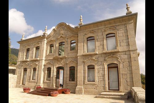 Palácio do Picadeiro – Museu Geográfico Orlando Ribeiro