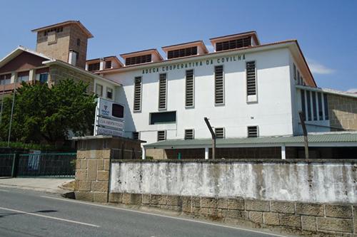 Sala Museu da Adega Cooperativa da Covilhã