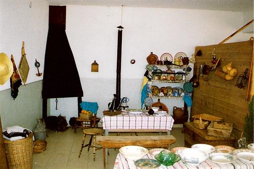 Museu do Rancho Folclórico e Etnográfico do Refúgio