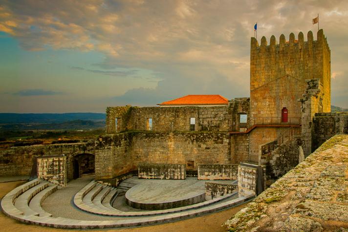 Castle of Belmonte
